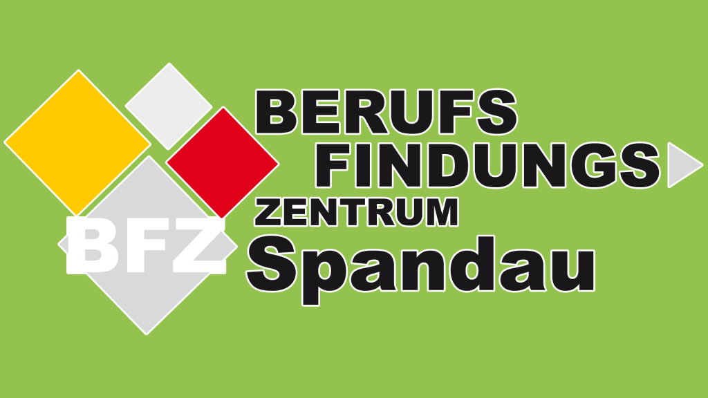 Logo BerufsFindungsZentrum Spandau