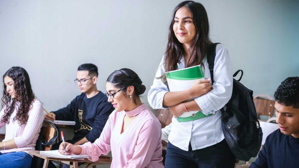 Sozial-kulturelle Netzwerke casa e. V. Eine Schulklasse