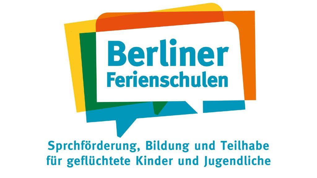 Logo Berliner Ferienschulen Sozial-kulturelle Netzwerke casa e. V.