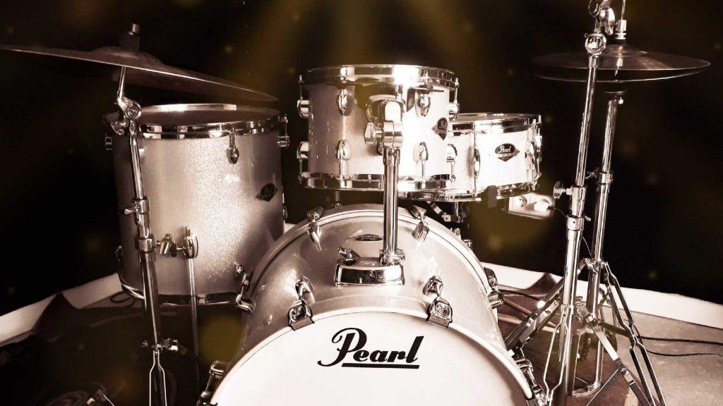 Jugendfreizeiteinrichtung CHiP 77 - Bandraum Schlagzeug, Drumse
