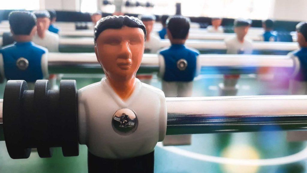 Jugendfreizeiteinrichtung CHiP 77 - Tischtennis, Tischfussball & Kickertische