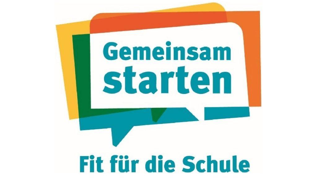 Logo Gemeinsam starten – Fit für die Schule Sozial-kulturelle Netzwerke casa e. V.