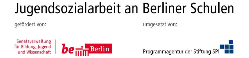 Sozial-kulturelle Netzwerke casa e. V. Jugendsozialarbeit an Berliner Schulen logo Fördergeber