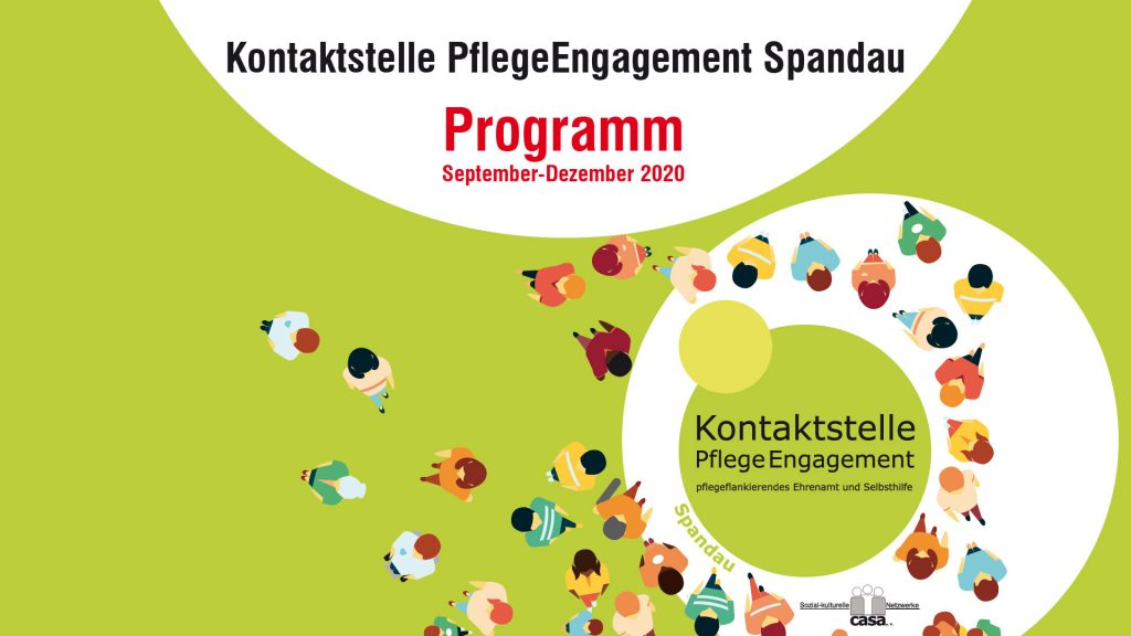 Sozial-kulturelle Netzwerke casa e. V. aktuelle Programm