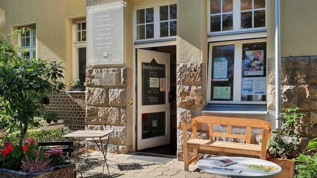 Selbsthilfetreffpunkt Siemensstadt Sozial-kulturelle Netzwerke casa e. V.